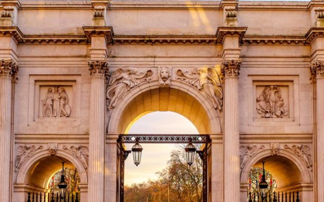 Отель The Montcalm London Marble Arch вид на фасад