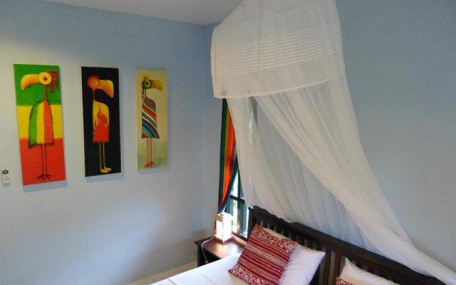 Отель Seagull Villa Ланта комната для гостей