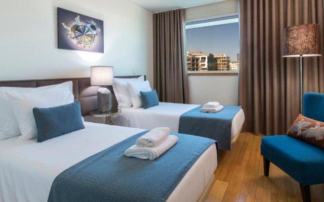 Отель Apt In Lisbon Oriente Duplex Apartments - Parque das Nações Португалия, Лиссабон - отзывы, цены и фото номеров - забронировать отель Apt In Lisbon Oriente Duplex Apartments - Parque das Nações онлайн комната для гостей