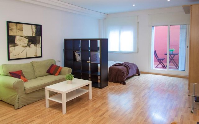 Отель Loft Parc Guell комната для гостей