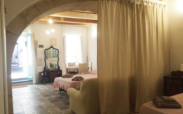 Отель A Nica Сиракуза комната для гостей