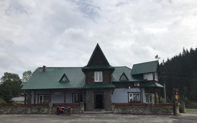 Гостиница Guest House Zator вид на фасад