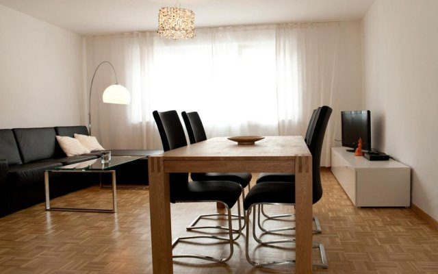 Отель Domapartment Cologne City Altstadt Кёльн комната для гостей
