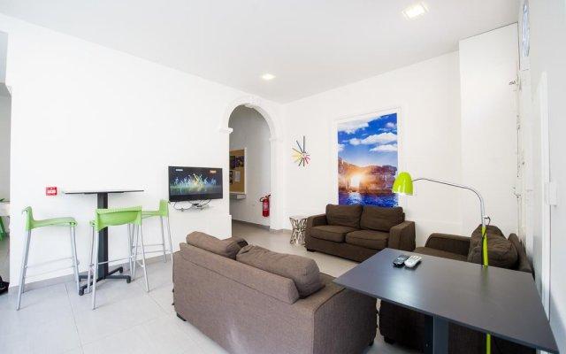Hostel 94 комната для гостей