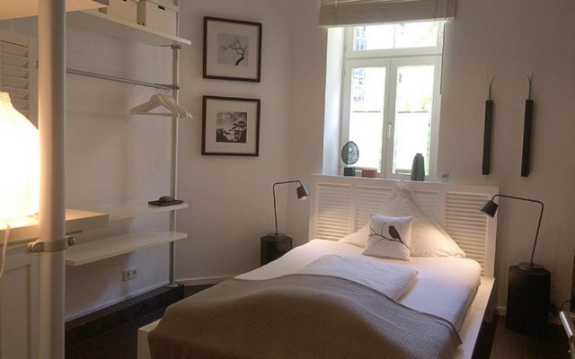 Апартаменты Puro Design Apartment Мюнхен комната для гостей