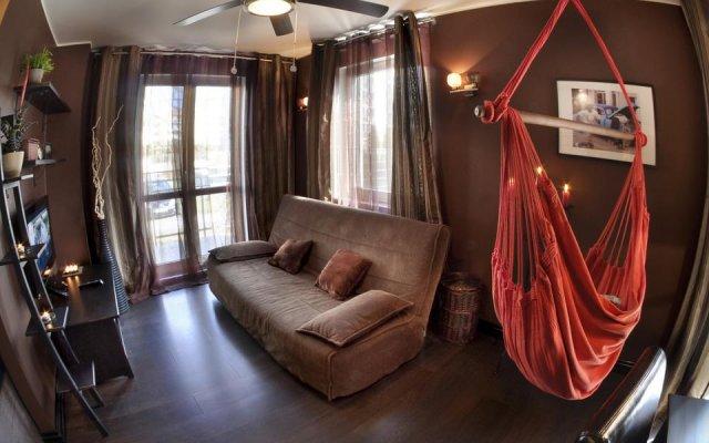 Отель Apartamenty Malta Польша, Познань - отзывы, цены и фото номеров - забронировать отель Apartamenty Malta онлайн комната для гостей