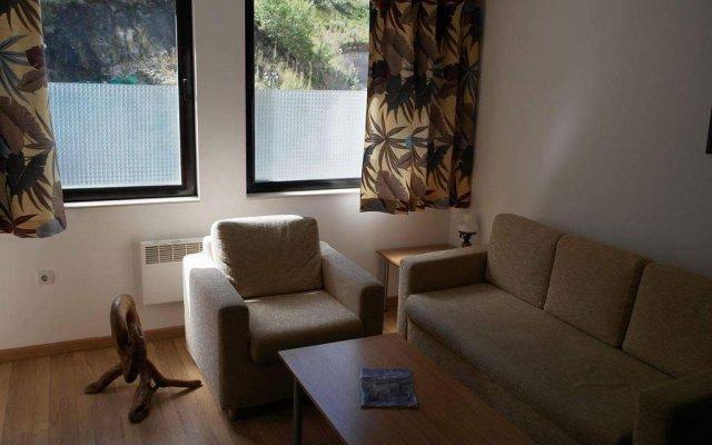 Апартаменты Christina Apartment In Laplandia Пампорово комната для гостей