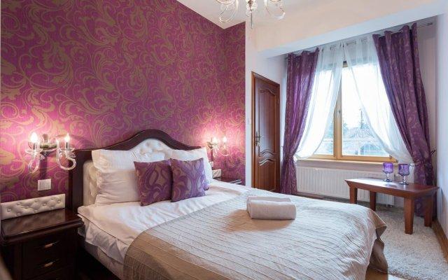 Отель VIP Apartamenty Jagiellonska 33a комната для гостей