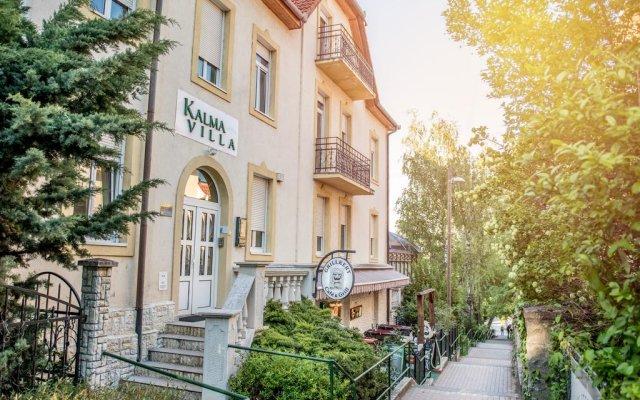 Отель Kalma superior Венгрия, Хевиз - 1 отзыв об отеле, цены и фото номеров - забронировать отель Kalma superior онлайн вид на фасад