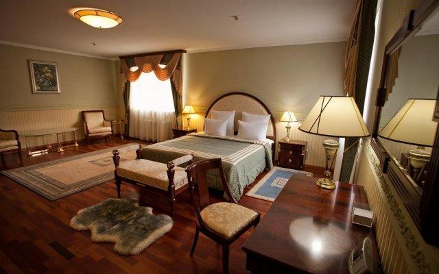 Гостиница Отельный комплекс Европейский комната для гостей