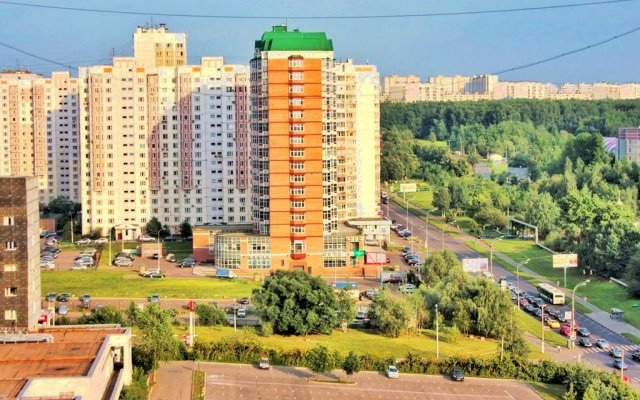 Гостиница FortEstate Ostrovitianova 9 вид на фасад