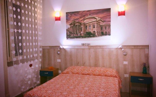 Отель Trinacria Италия, Палермо - отзывы, цены и фото номеров - забронировать отель Trinacria онлайн комната для гостей