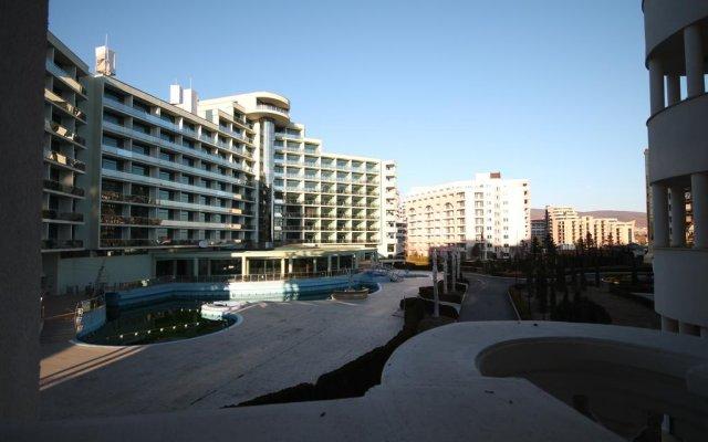 Отель Victoria Residence Болгария, Солнечный берег - отзывы, цены и фото номеров - забронировать отель Victoria Residence онлайн вид на фасад