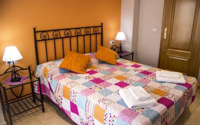 Отель Apartamento Valencia Center Валенсия комната для гостей