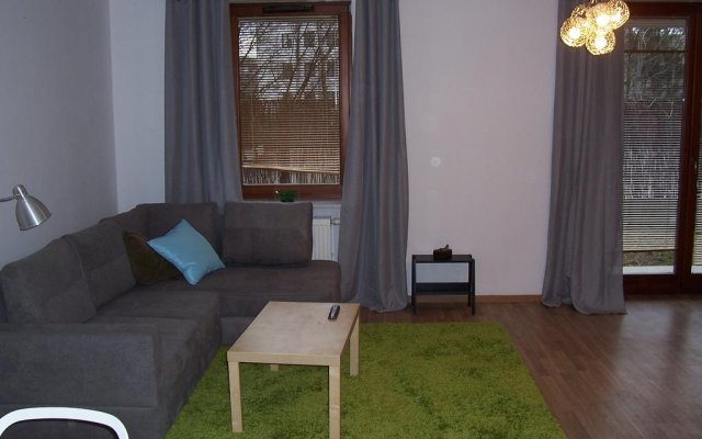 Отель Apartament Czerska 18 комната для гостей