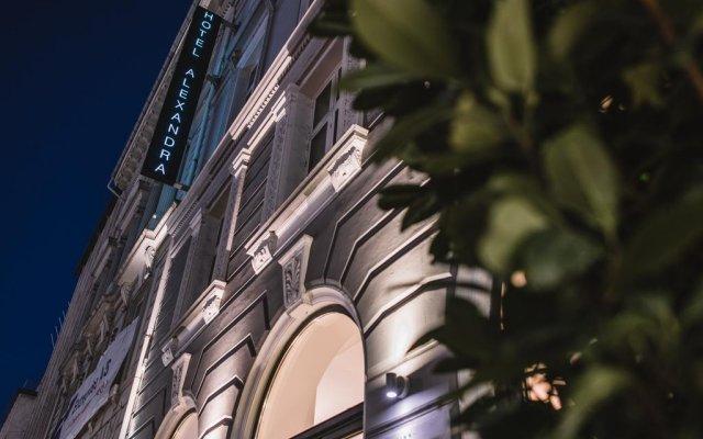 Отель Alexandra Дания, Копенгаген - отзывы, цены и фото номеров - забронировать отель Alexandra онлайн вид на фасад