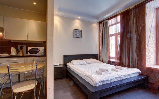 Апартаменты СТН Апартаменты на Невском 60 комната для гостей