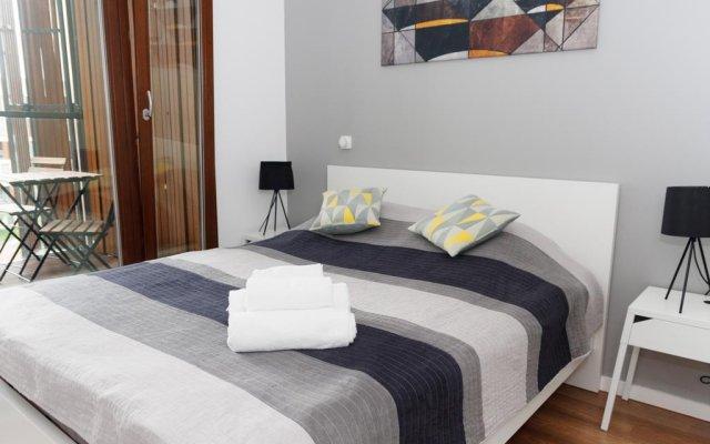 Отель MNH Apartments Kolejowa Польша, Варшава - отзывы, цены и фото номеров - забронировать отель MNH Apartments Kolejowa онлайн комната для гостей