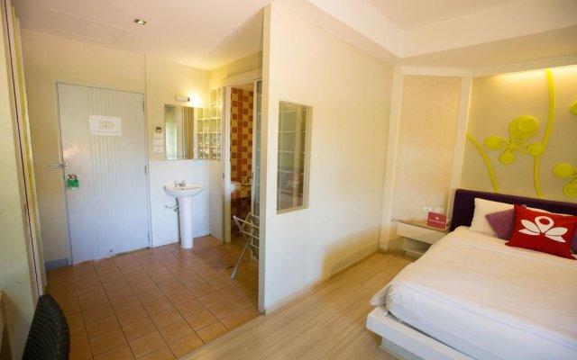 Отель ZEN Rooms Naklua комната для гостей