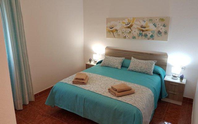 Отель Villa MarÍa Кала-эн-Бланес комната для гостей