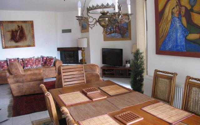 Отель Apartament Pod Butorowym Косцелиско комната для гостей