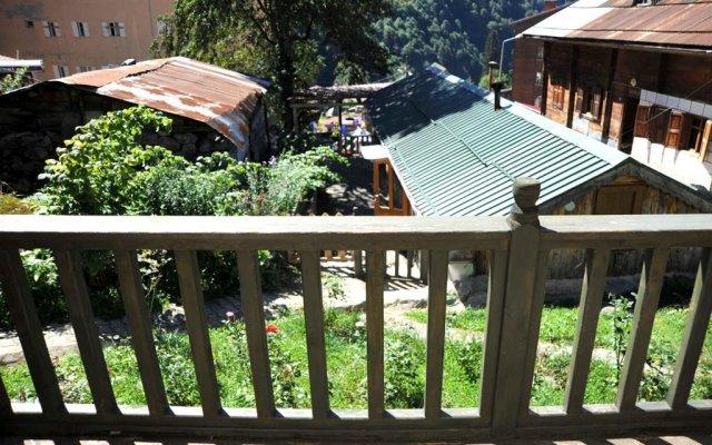 Отель Pilita Bungalov&Rest Чамлыхемшин балкон
