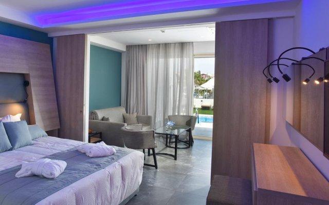 Отель Pernera Beach Протарас комната для гостей