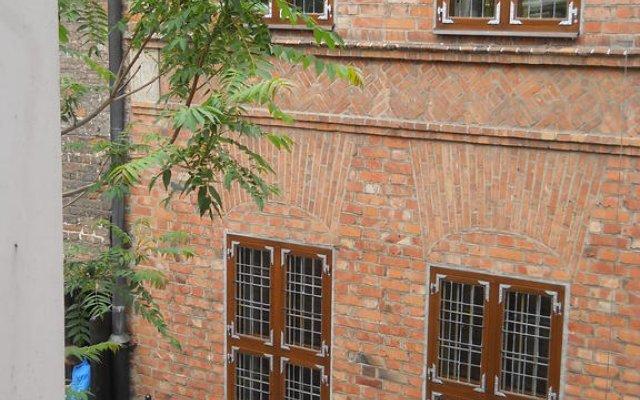 Отель Copernicus Neighbours вид на фасад