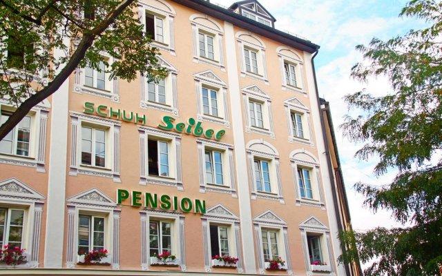 Отель Pension Seibel вид на фасад