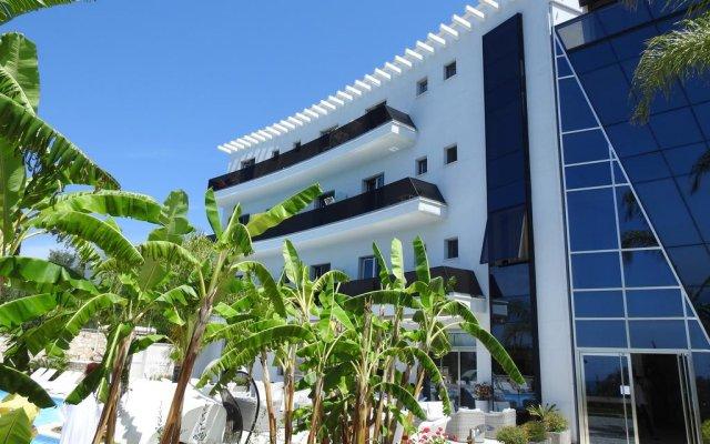 Splendor Hotel & Spa вид на фасад