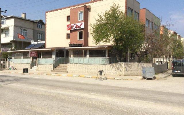 Elit Hotel Saray Турция, Черкезкой - отзывы, цены и фото номеров - забронировать отель Elit Hotel Saray онлайн парковка