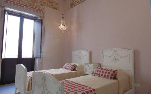 Отель Allegrakori Сиракуза комната для гостей