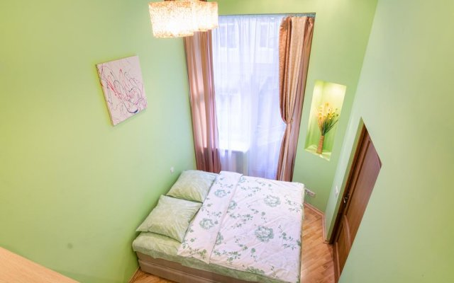 Гостиница Lvivyanka комната для гостей