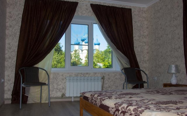 Гостиница Fligel Doctora Morenko комната для гостей