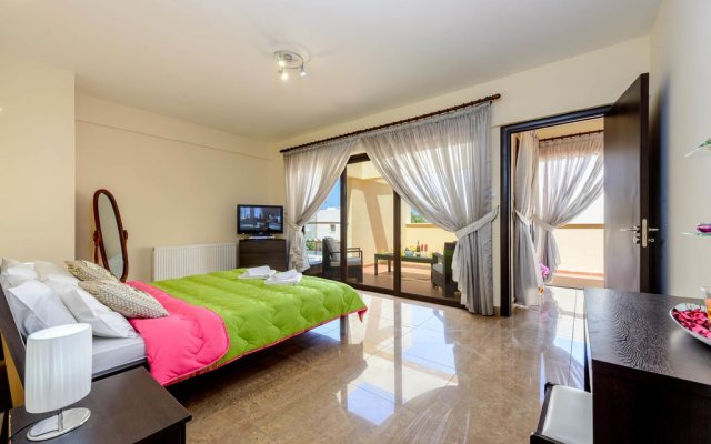 Отель Fig Tree Bay Villa 6 Кипр, Протарас - отзывы, цены и фото номеров - забронировать отель Fig Tree Bay Villa 6 онлайн комната для гостей