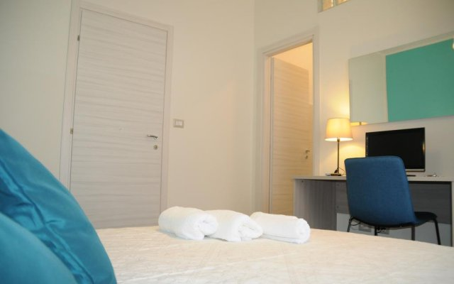 Отель La Rosa Dei Venti Джардини Наксос комната для гостей