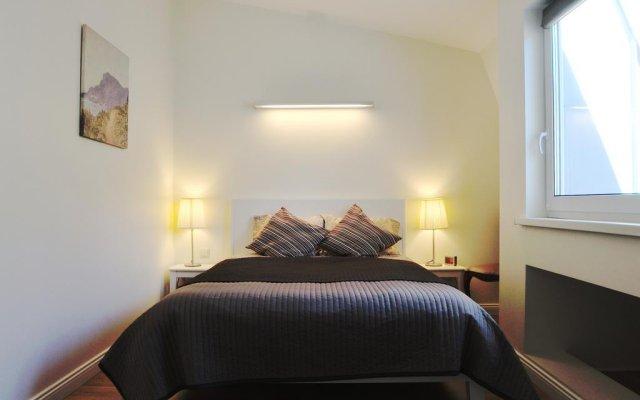 Апартаменты Gedimino Central Apartment комната для гостей