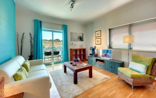 Отель Apartamentos da Marina комната для гостей