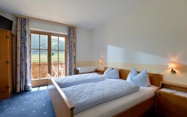 Отель Pension Edelweiss комната для гостей