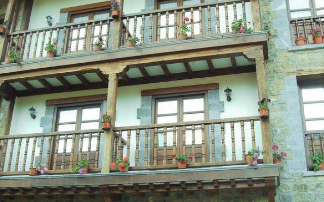 Отель Casa Rural Josefina вид на фасад