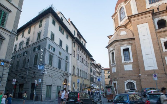 Hotel Palazzo Benci вид на фасад
