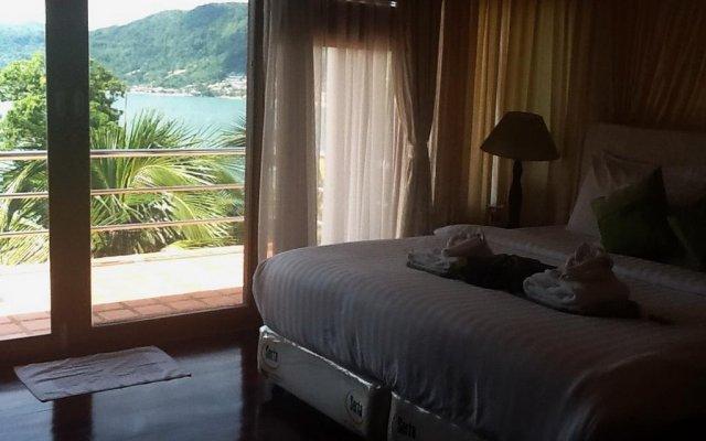 Отель Villa Baan Thap Thim комната для гостей