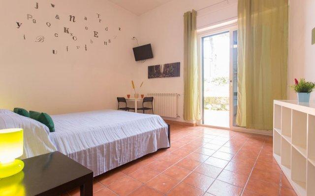 Отель Villa Mondello Италия, Палермо - отзывы, цены и фото номеров - забронировать отель Villa Mondello онлайн комната для гостей