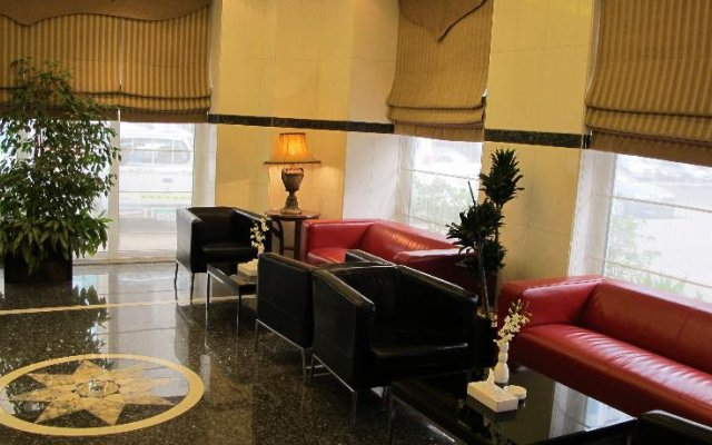 Uptown Hotel Apartments Abu Dhabi 2