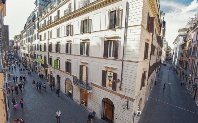 Отель Frattina Италия, Рим - отзывы, цены и фото номеров - забронировать отель Frattina онлайн