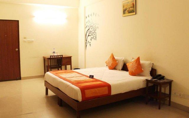 Отель Rachna Tourist Lodge комната для гостей