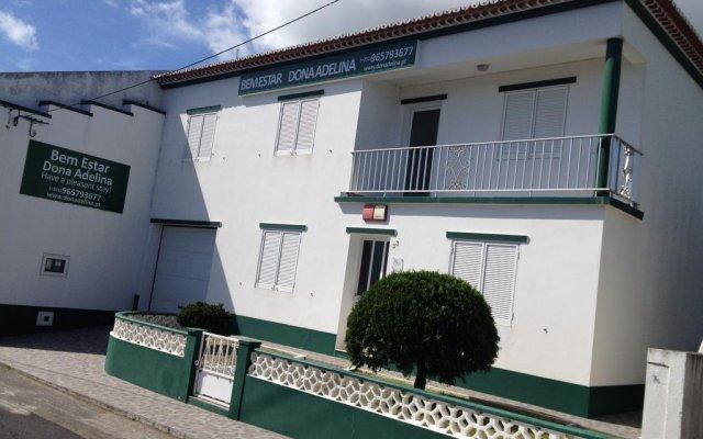 Отель Residencia Bem Estar Dona Adelina вид на фасад