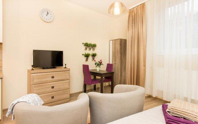 Отель Apartamentai 555 комната для гостей