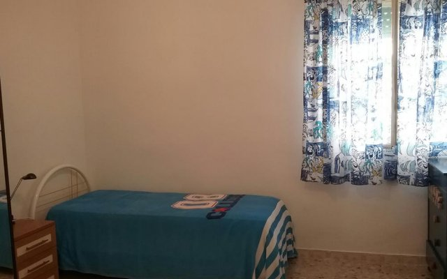 Отель Casa Vacanza Giancarlo Аренелла комната для гостей