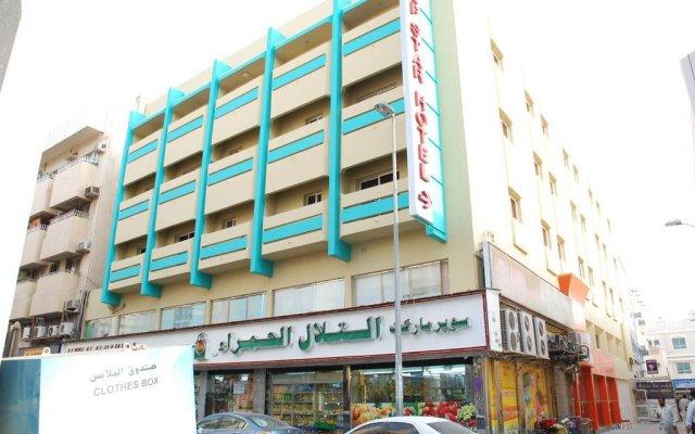 Gulf Star Hotel вид на фасад